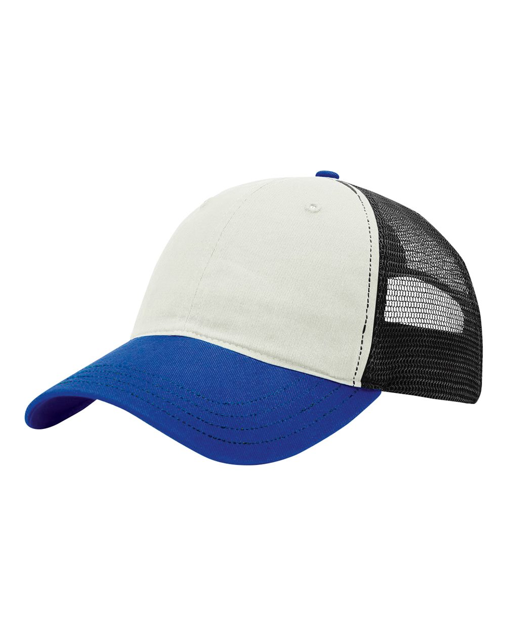 1ce71ac4a 12 Garment washed low profile Trucker caps
